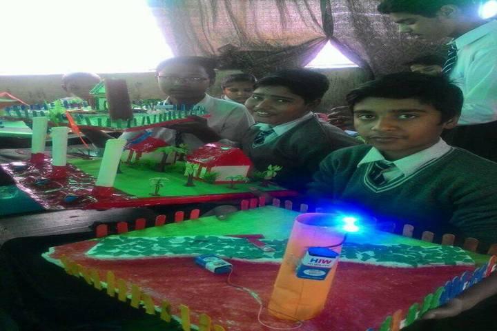 Satyam Modern Public School-Science Exhibition