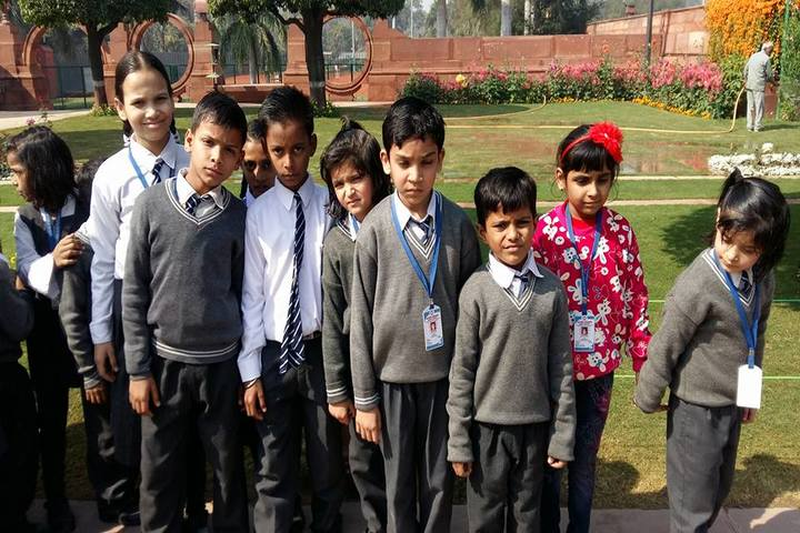 Satyam Modern Public School-Tour