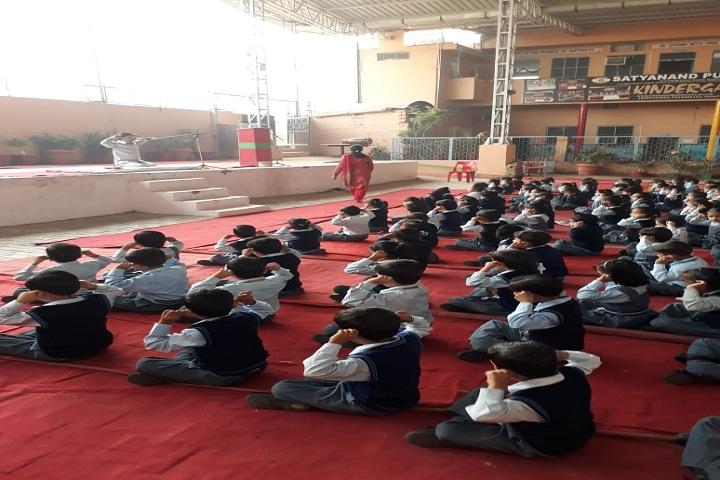 Satyanand Public School-Activity