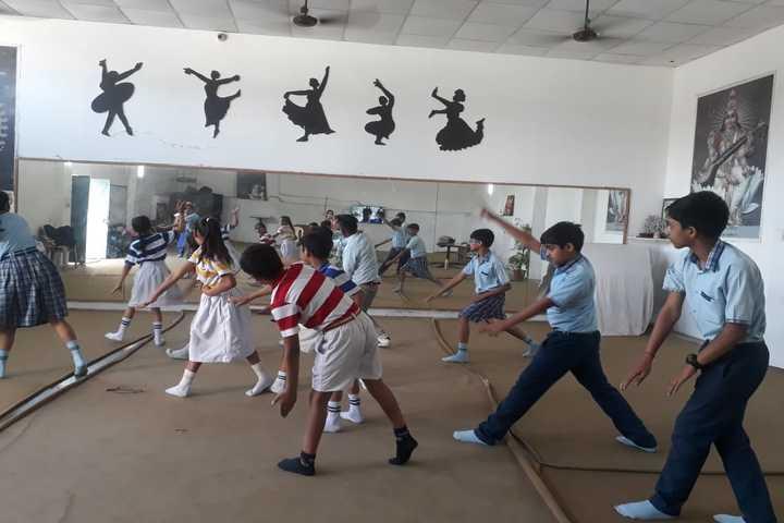 Satyanand Public School-Dance room
