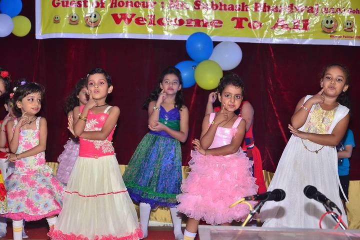 Satyanand Public School-Fancy Dress