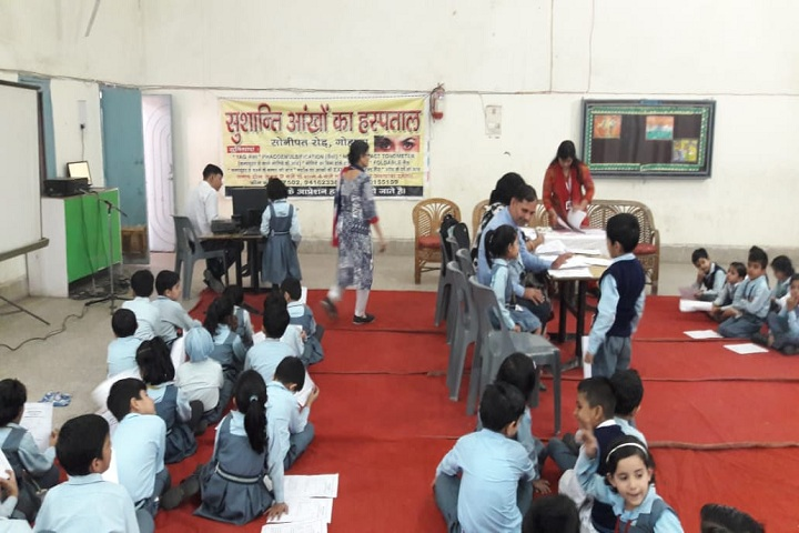 Satyanand Public School-Medical Check Up