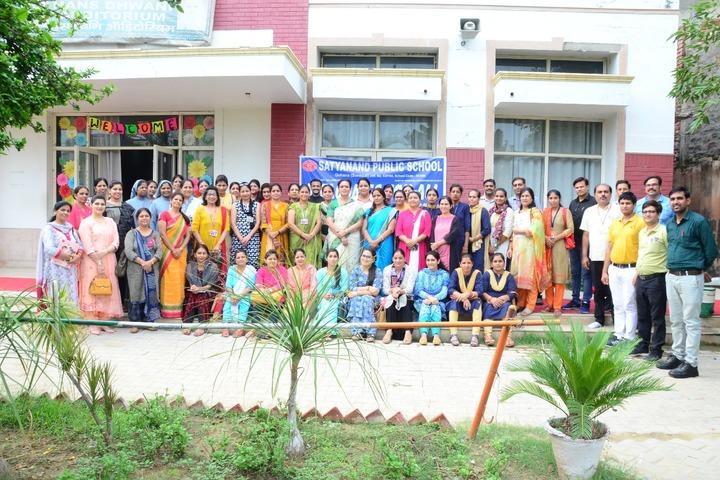 Satyanand Public School-Teachers