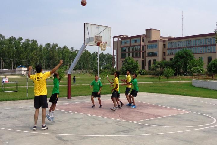 Satyug Darshan Vidyalaya-Play Fields