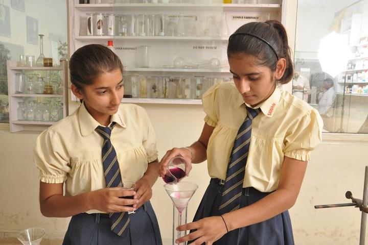 Sawan Public School-Chemistry Lab
