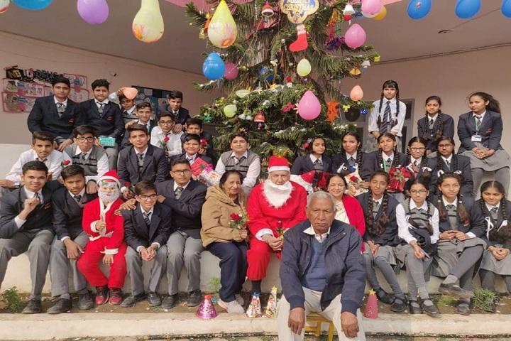 Sawan Public School-Christmas Celebration