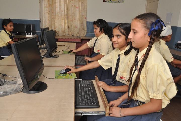 Sawan Public School-Computer Lab
