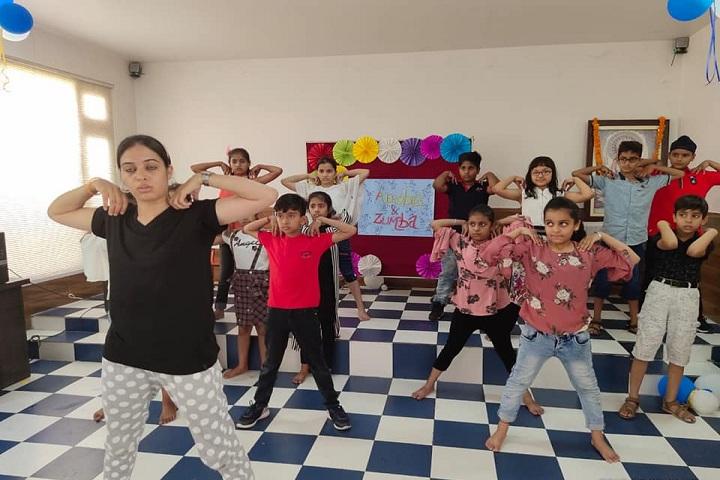 Sawan Public School-Dance room
