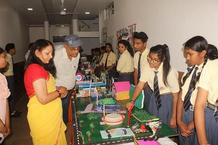 Sawan Public School-Exhibition