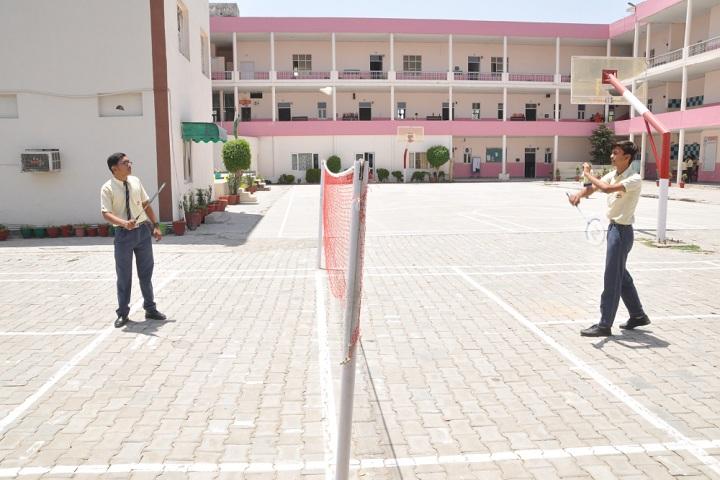 Sawan Public School-Games