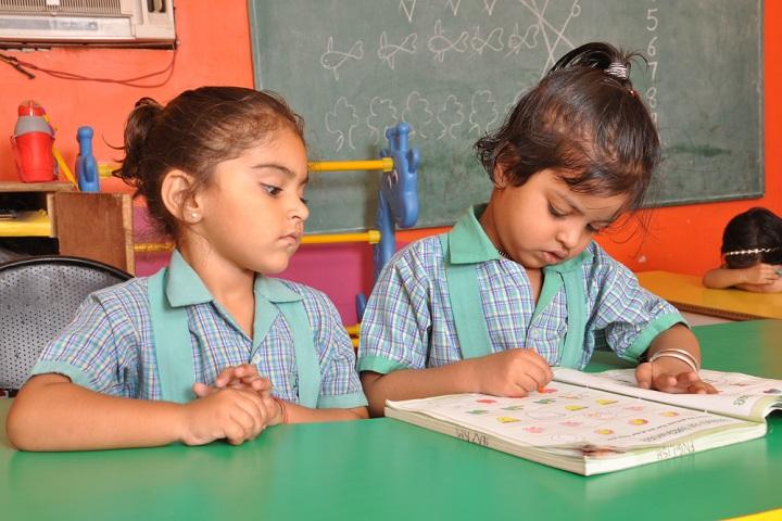 Sawan Public School-Kids Classroom
