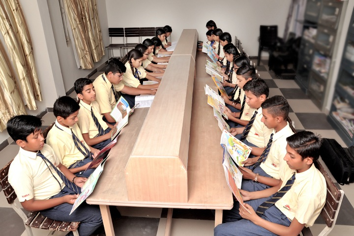 Sawan Public School-Library