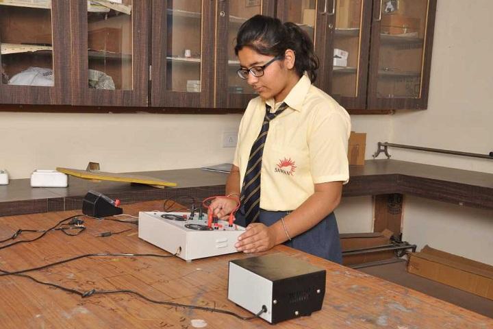 Sawan Public School-Physics Lab