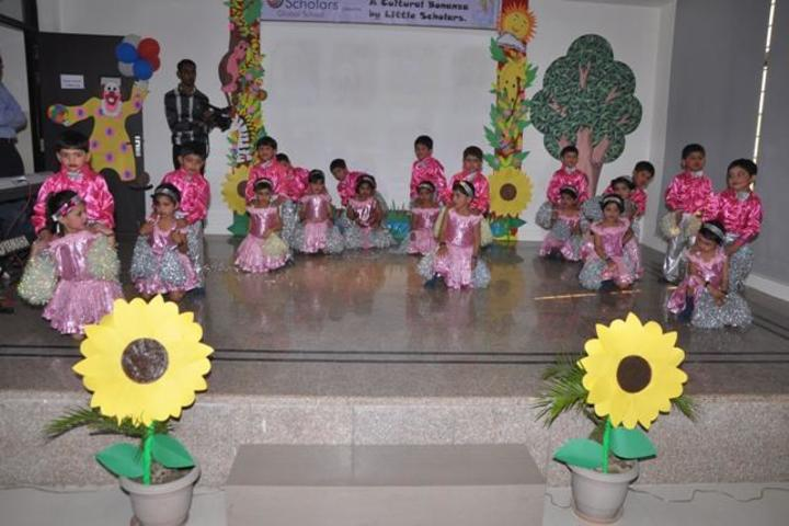 Scholars Global School-Annual day
