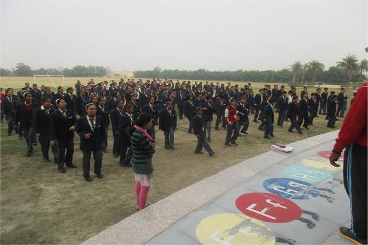 Scholars Global School-Assembly