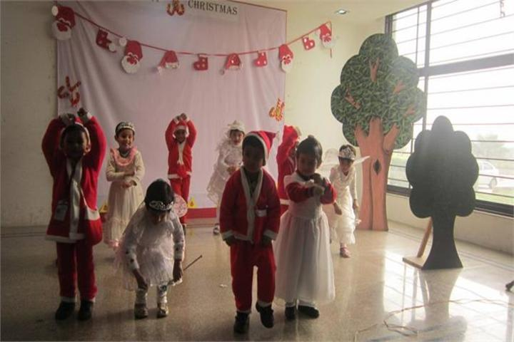 Scholars Global School-Christmas Celebration