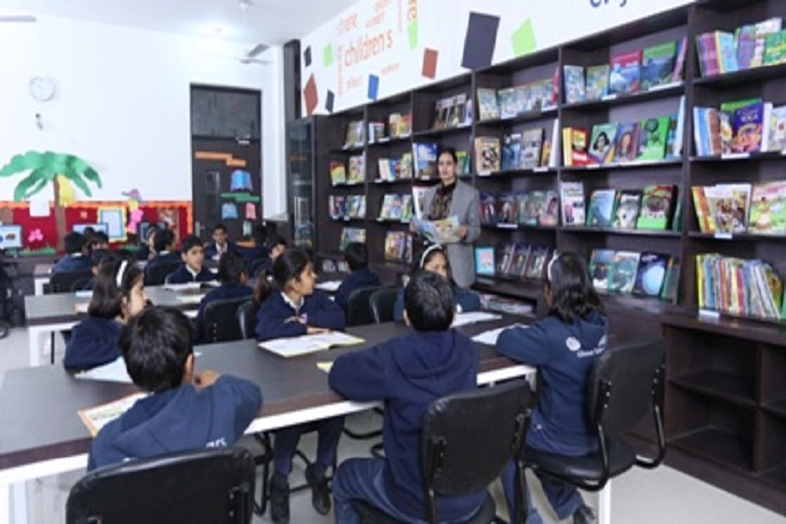 Scholars Global School-Library