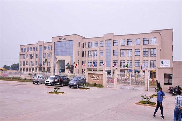 Scholars Global School-School Building