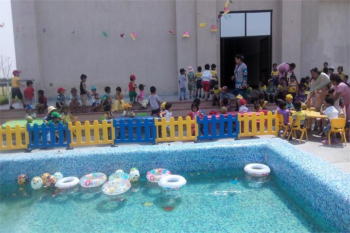 Scholars Global School-Swimming Pool