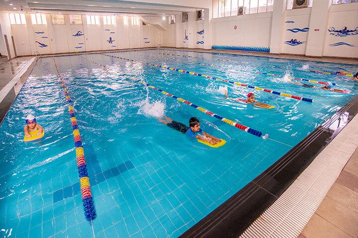 GD Goenka Signature School-Swimming Pool