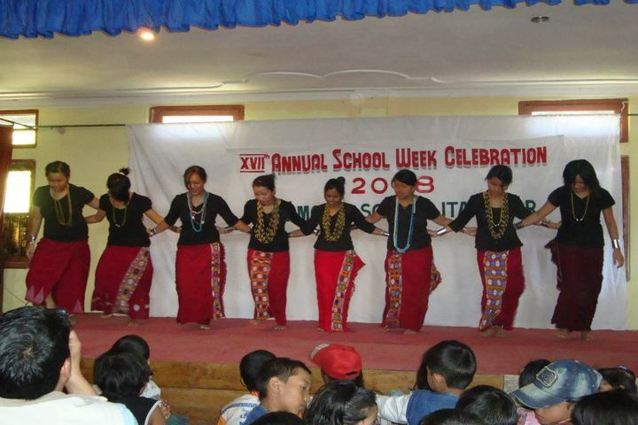 Green Mount School-Annual day