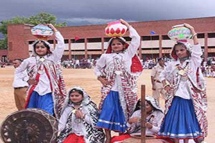 SCR Senior Secondary School-Cultural Program
