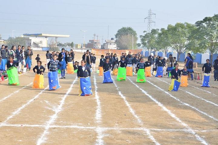 SCR Senior Secondary School-Games