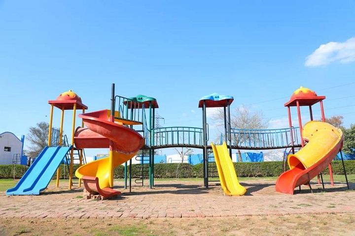 SCR Senior Secondary School-Play Area