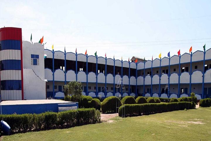 SCR Senior Secondary School-School  View