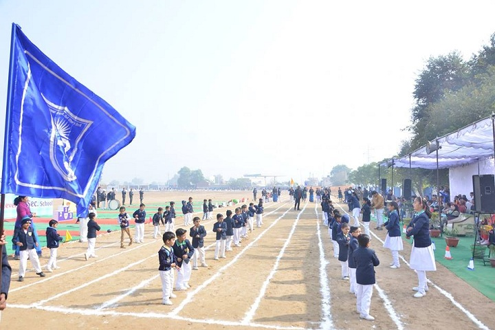 SCR Senior Secondary School-Sports Day