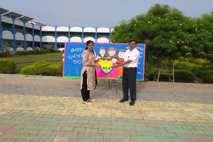 SCR Senior Secondary School-Teachers Day