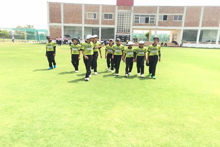 Sehwag International School-Cricket Team
