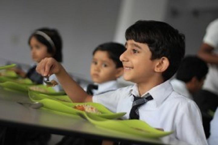 Sehwag International School-Dinning Hall