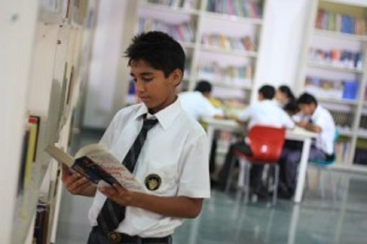 Sehwag International School-Library
