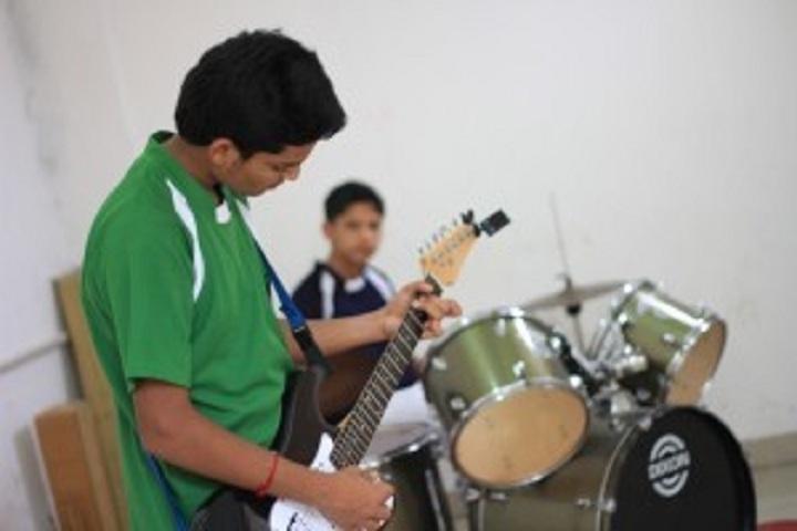 Sehwag International School-Music Room