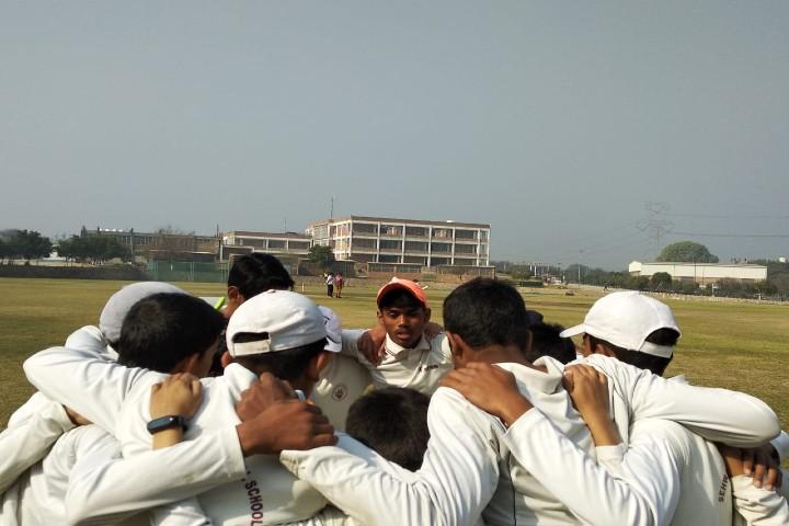 Sehwag International School-cricket