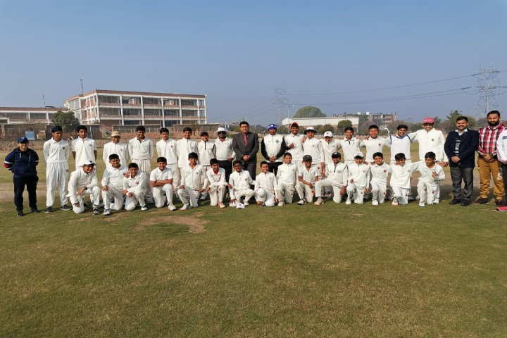 Sehwag International School-team
