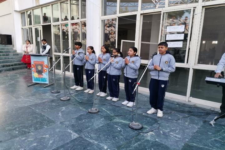 Sehwag International School-Music