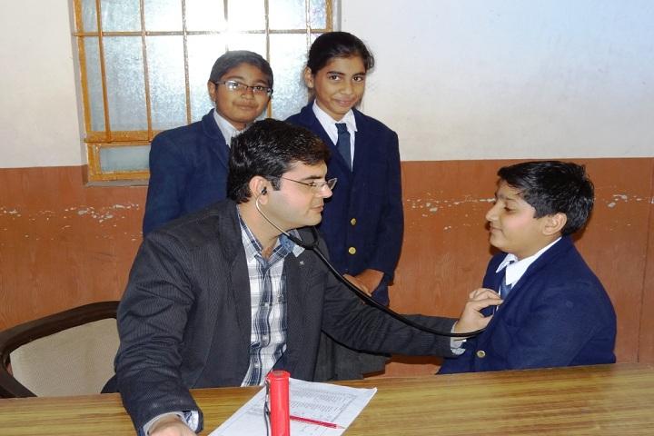 Seth Badri Parsad D A V Centenary Public School-Medical Facility
