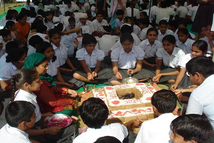 Seth Badri Parsad D A V Centenary Public School-Spiritual Lab