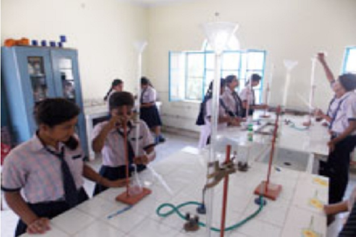 Sewa Samiti Little Angels Convent School-Chemistry Lab