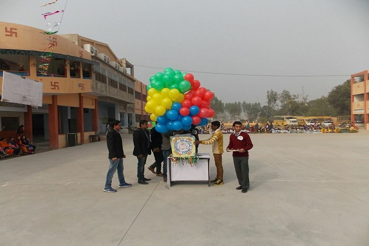 Sewa Samiti Little Angels Convent School-Sports Day