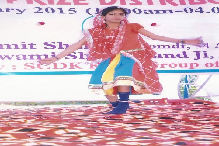 Shaheed Captain D K Khola Public School-Events