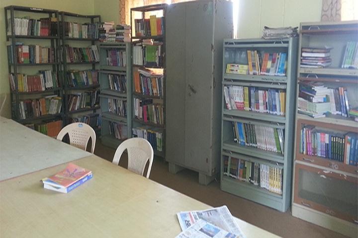 Shaheed Captain D K Khola Public School-Library