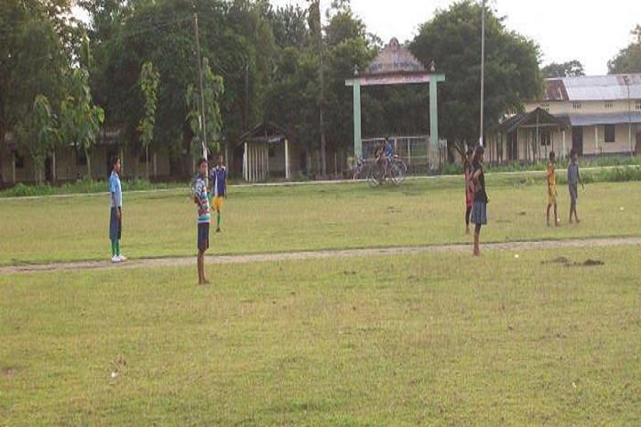 Shaheed Captain D K Khola Public School-Sports playground