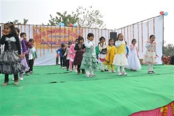 Shaheed Udham Singh Senior Secondary School-Annual Function