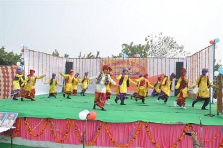 Shaheed Udham Singh Senior Secondary School-Dance