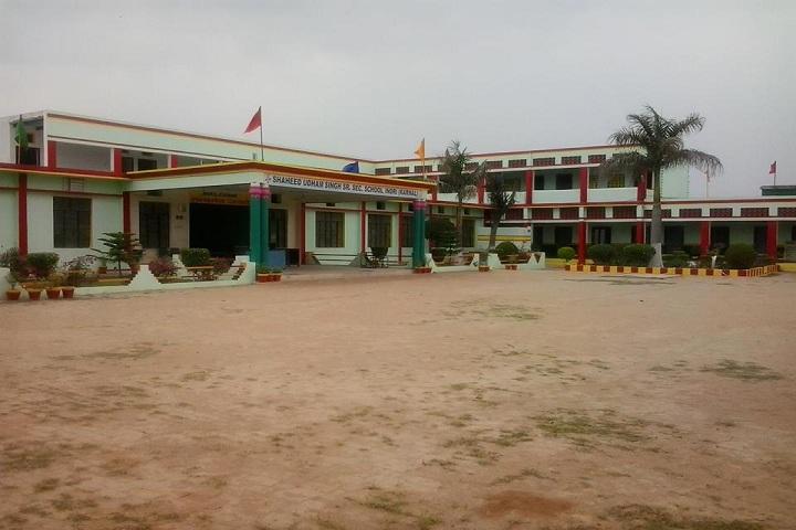 Shaheed Udham Singh Senior Secondary School-School View