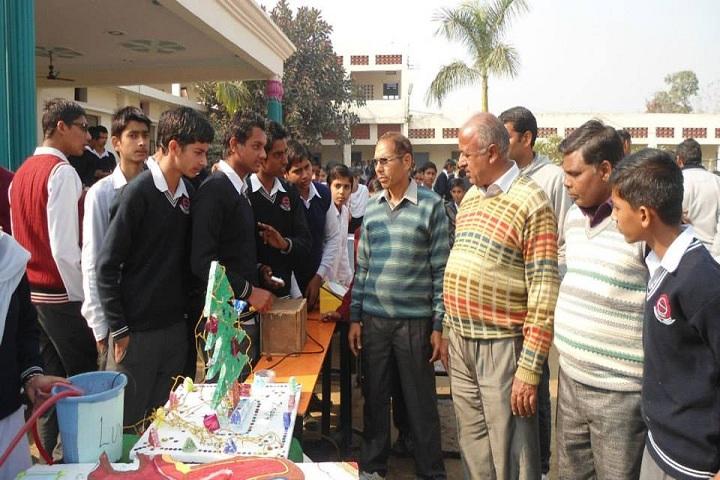 Shaheed Udham Singh Senior Secondary School-Science Exhibition