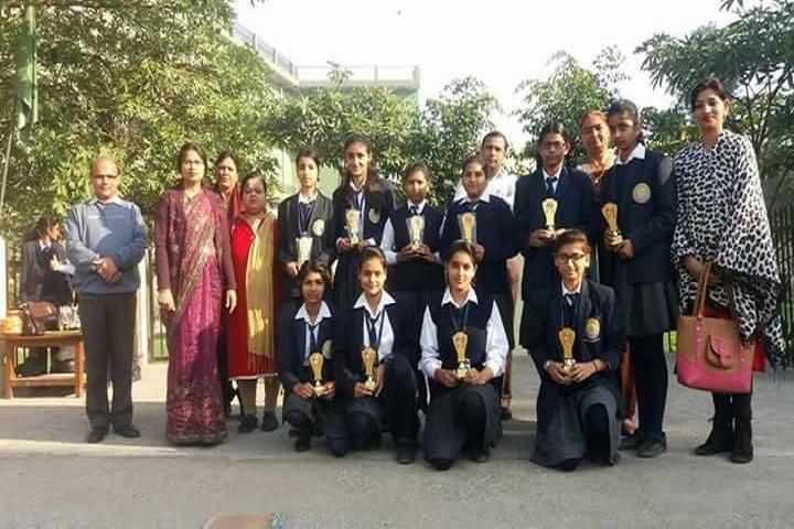 Shambhu Dayal Modern School-Award Winners